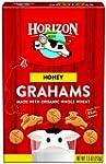 Horizon Organic Snack Grahams, Honey,...