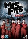 Misfits: Series 2 [DVD]