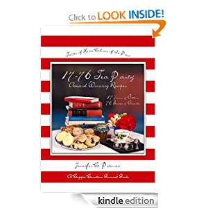 17-76 Tea Party Award Winning Recipes