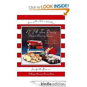 17-76 Tea Party Award Winning Recipes