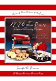 img - for 17-76 Tea Party Award Winning Recipes (A Cuppa Countess Gourmet Guide) book / textbook / text book