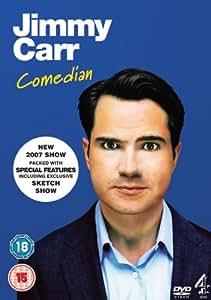 Jimmy Carr - Comedian (Live) [DVD]