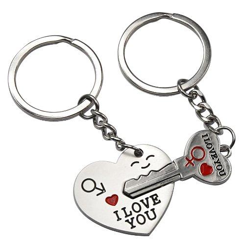 Popamazing Elegent Keyring Love Gift