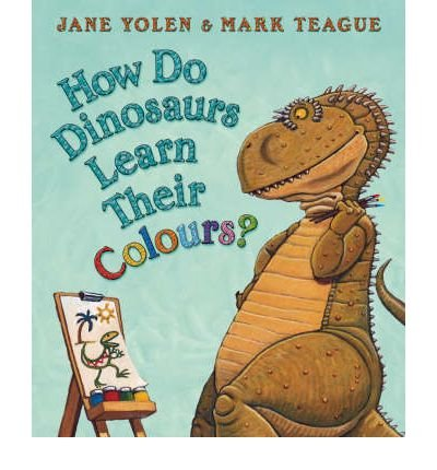 How Do Dinosaurs Learn their Colours