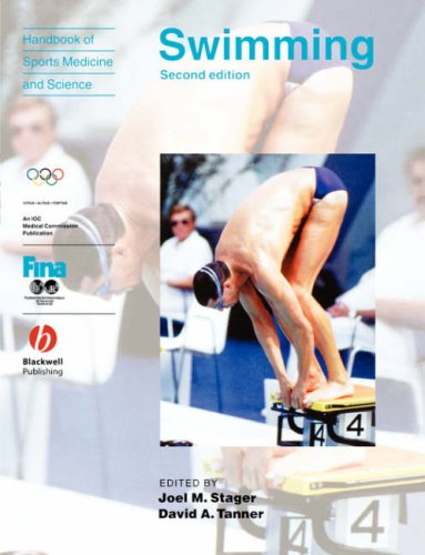 Swimming: Olympic Handbook of Sports Medicine (Olympic Handbook Of Sports Medicine)