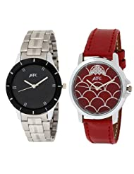 ATC Analog Round Casual Wear Watches For Women Combo-SL-84_RD-105