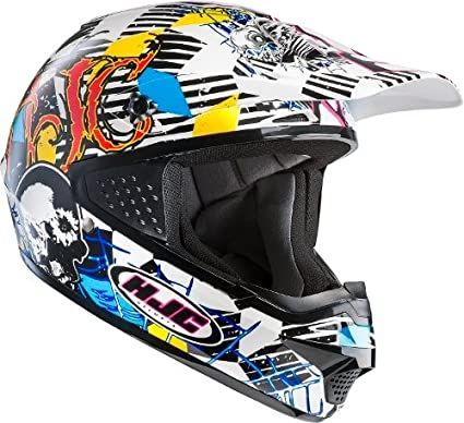 HJC cS-cLOWN casque mX 3 mC-taille l 59/60
