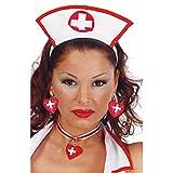 Disfrazzes - Collar enfermera