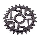Stolen Cartwheel BMX bike sprocket chainwheel 25t black