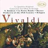 Sigiswald Kuijken Vivaldi: The Four Seasons, Oboe Concertos