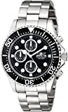 "Invicta Men's 1768 ""Pro Diver Collection"" Stainless Steel Watch"