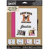 K&Company 30-685895 SMASH Blank Printable Rub-on Decals