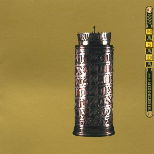 Live in Middelheim by Masada, John Zorn, Dave Douglas and Joey Baron