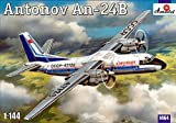 1/144 Antonov An-24B Cork Aeroflot AM14640 (japan import)