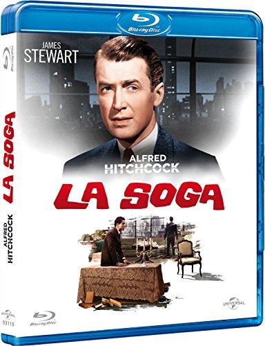 La Soga (Incluye Postal) (Blu-Ray) (Import Movie) (European Format - Zone B2) (2013) James Stewart; John Dall;