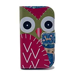 Cover Case For Samsung Galaxy S3 Mini i8190: Cell Phones & Accessories