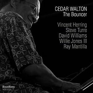 Cedar Walton - The Bouncer  cover