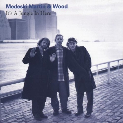 It's a Jungle in Here by John Medeski, Billy Martin, Chris Wood and Medeski Martin & Wood