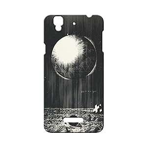 BLUEDIO Designer Printed Back case cover for Micromax Yu Yureka - G2286