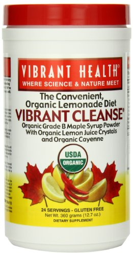 Vibrant Health, Vibrant Cleanse, Powder, 12.7-Ounces