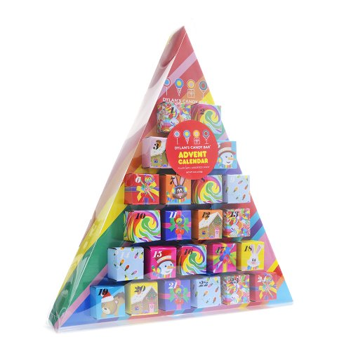 Dylan's Candy Bar Advent Tree Calendar