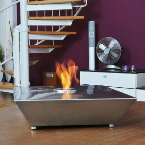 HARK-Design-Gelkamin-Fuego-10-Deko-Tischfeuer-Edelstahl