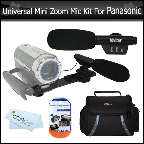 Reviews Universal Super Sound Mini Zoom Camcorder Directional Video Shotgun