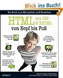 HTML mit CSS & XHTML von Kopf bis Fu�