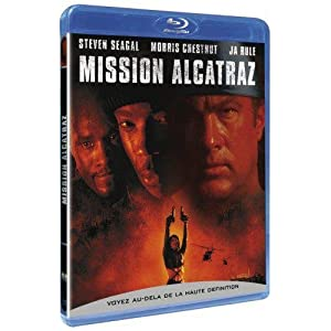 Mission Alcatraz [Blu-ray]