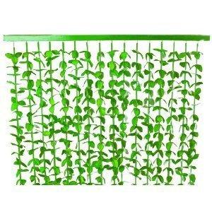 rideau porte feuilles fil feuillage jungle camouflage cuisine maison. Black Bedroom Furniture Sets. Home Design Ideas