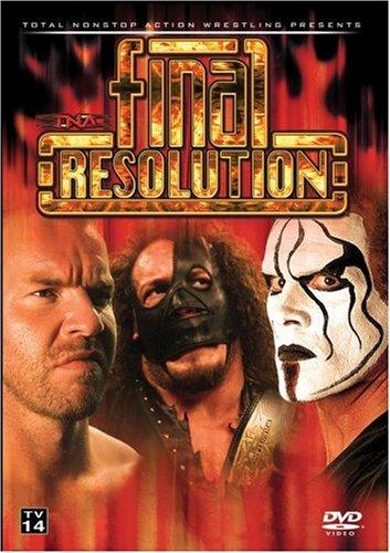 Tna Wrestling: Final Resolution 2007 [DVD] [Import]