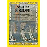 National geographic volume 129 n°5 may 1966: California, the golden magnet, Capturing strange in colombia, Saving...