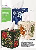 Anita Goodesign Embroidery Designs - Seasonal Tissue Box Covers