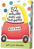 52 activités avec vos tout-petits 1-3 ans