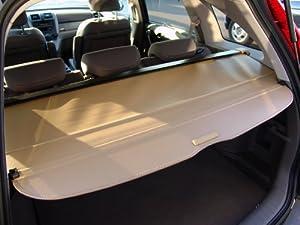 honda crv cr v cargo trunk cover black gray. Black Bedroom Furniture Sets. Home Design Ideas