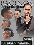 Pacinos Instructional Clipper Cutting DVD Vol. 3