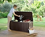 Outdoor Storage Ottoman Seat