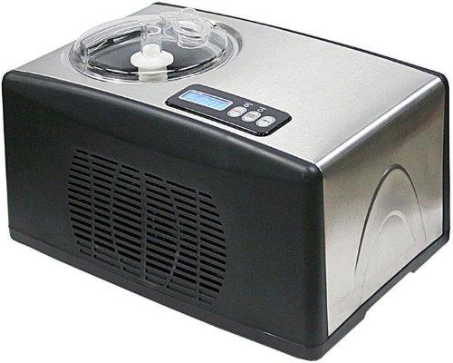 Shop Brand New Stainless Steel Ice Cream Maker & Frozen Dessert Machine, Icecream Churner, New front-526109