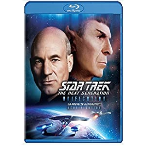 Star Trek: The Next Generation - Unification [Blu-ray] [Import anglais]