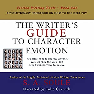 The Writer's Guide to Character Emotion Audiobook