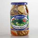 Lowell Swedish-Style Vegetable Salad, 33 oz (Pack of 3)