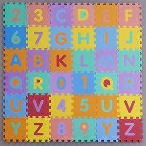 Siege auto rf les bons plans de micromonde - Tapis mousse alphabet ...