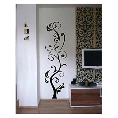 wandschablonen xxl. Black Bedroom Furniture Sets. Home Design Ideas