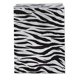 Gift Bags Zebra Print 11\