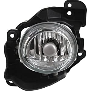 OE Replacement Mazda Mazda3 Driver Side Fog Light Assembly (Partslink Number MA2592118)