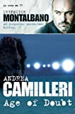 The Age of Doubt (Inspector Montalbano Mysteries) Andrea Camilleri