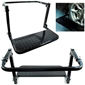 Adjustable Truck SUV Tire Wheel Folding Step Up