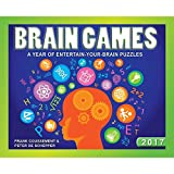 Brain Games Box Calendar 2017 Calendar