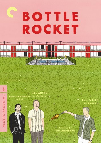 Cover art for  Bottle Rocket (The Criterion Collection)