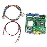 【ノーブランド品】GBS-8220 CGA入力 VGA デュアル出力 アーケードゲーム HD ビデオ 変換基板